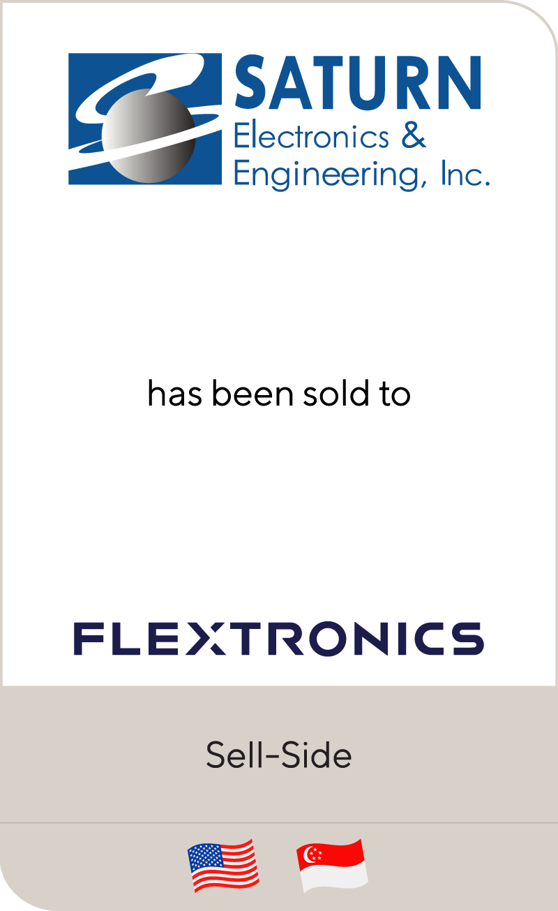 Saturn Flextronics 2012