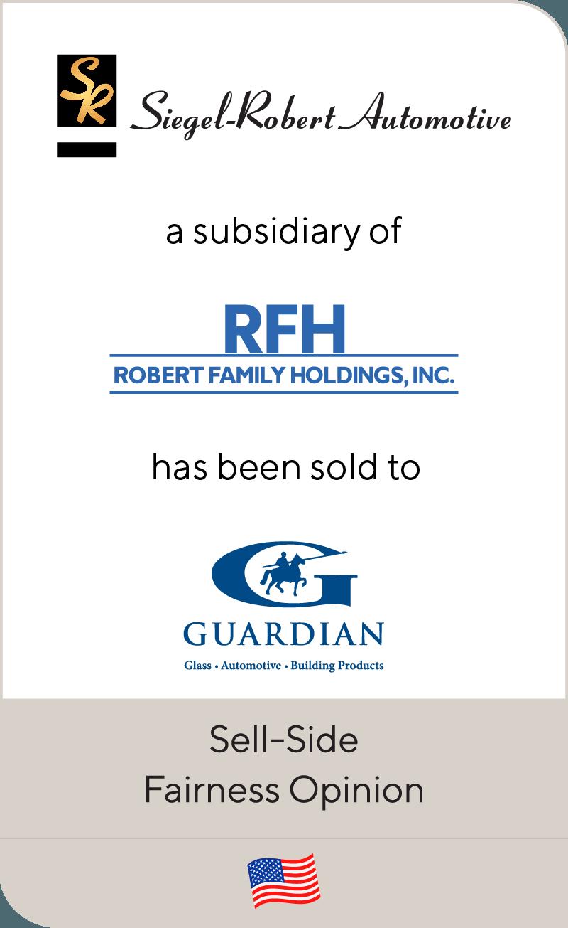 Siegel Robert Automotive RFH Guardian 2008