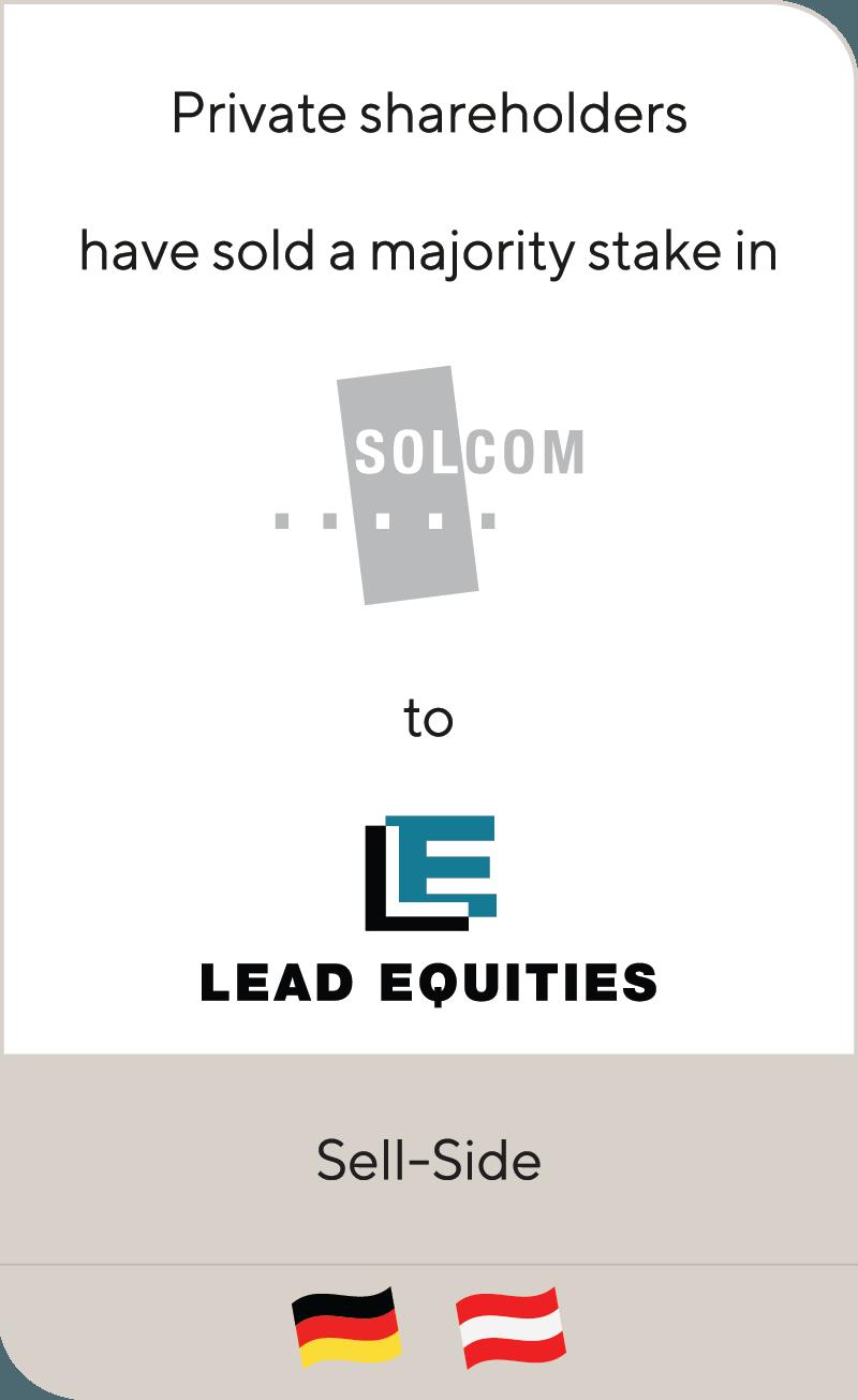 Solcom Lead Equities 2010