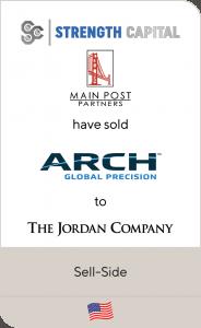 Strength Capital Main Post Arch Jordan 2019
