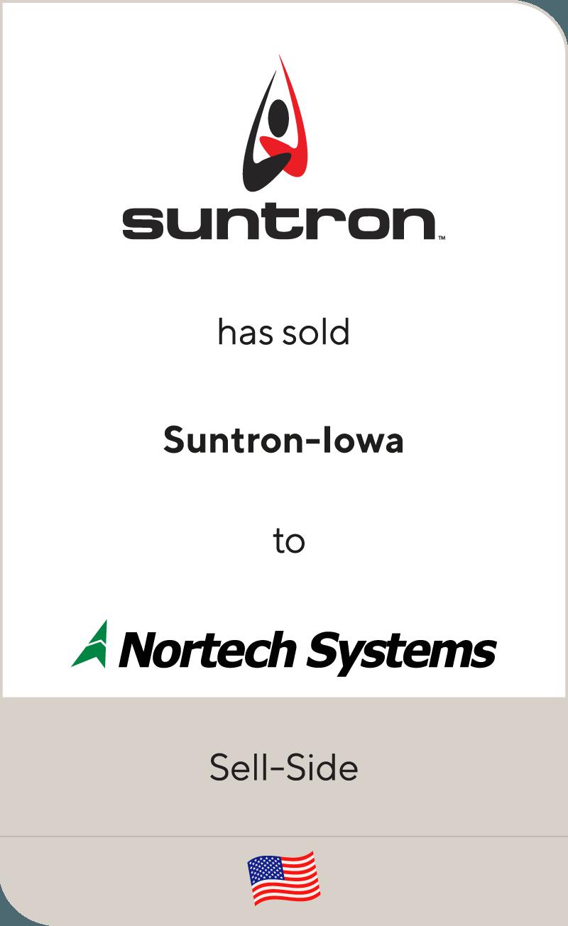 Suntron Nortech Systems 2007