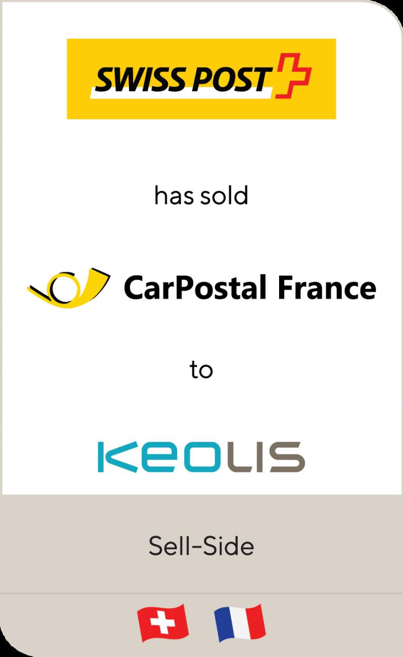 Swiss Post CarPostal France Keolis 2019