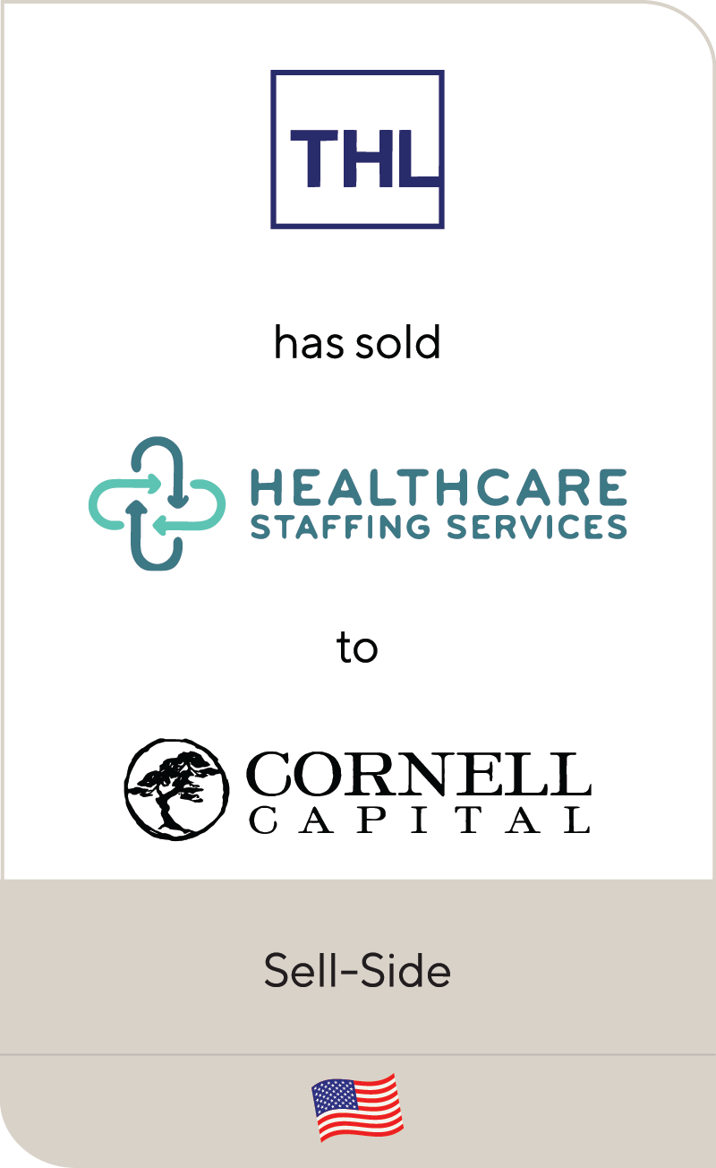THL_Healthcare Staffing Services_Cornell Capital_2021
