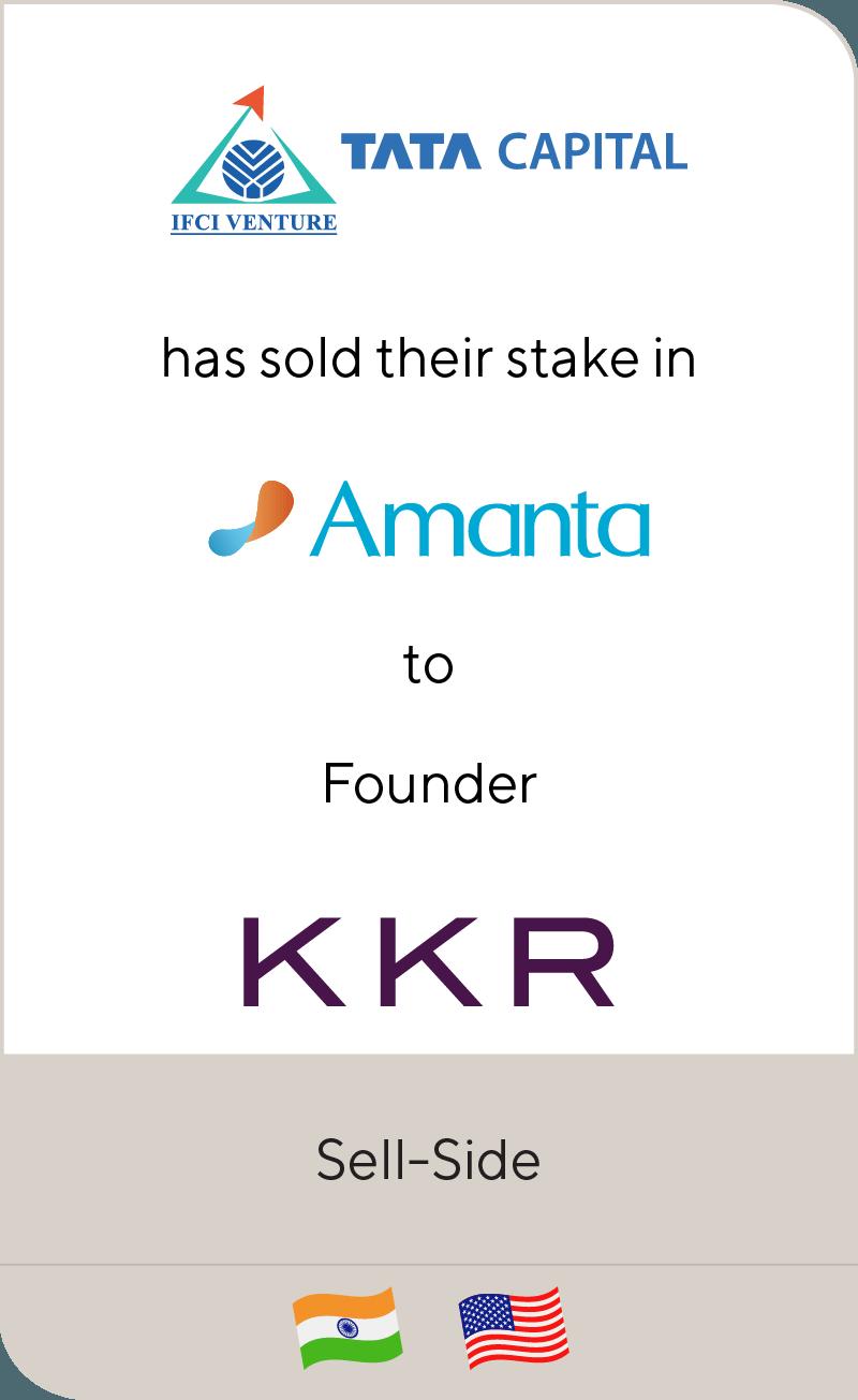 Tata Capital Amanta KKR 2017