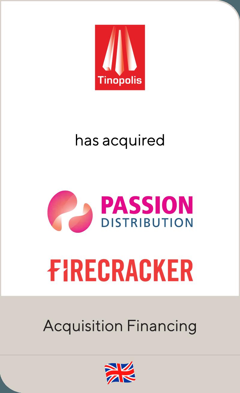 Tinopolis Passion Distribution Firecracker Films 2012