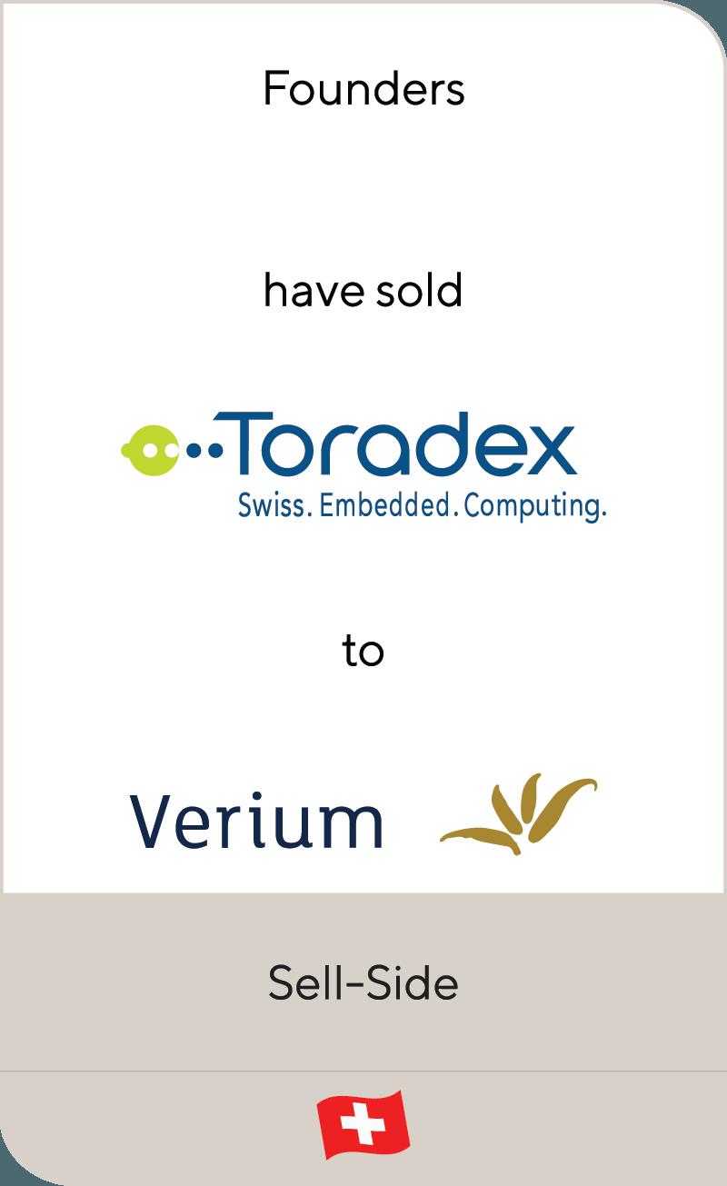 Toradex Verium 2016