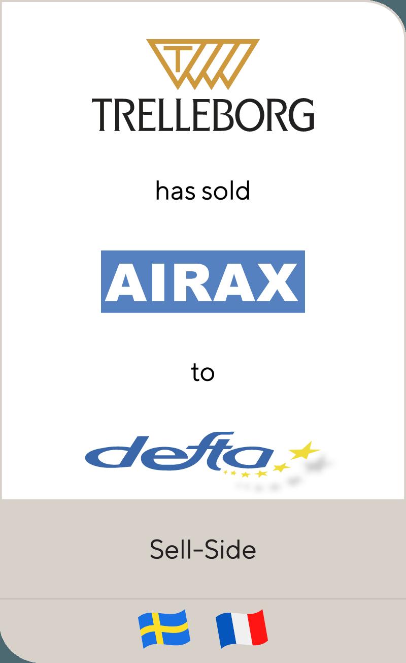 Trelleborg Airax Defta 2011