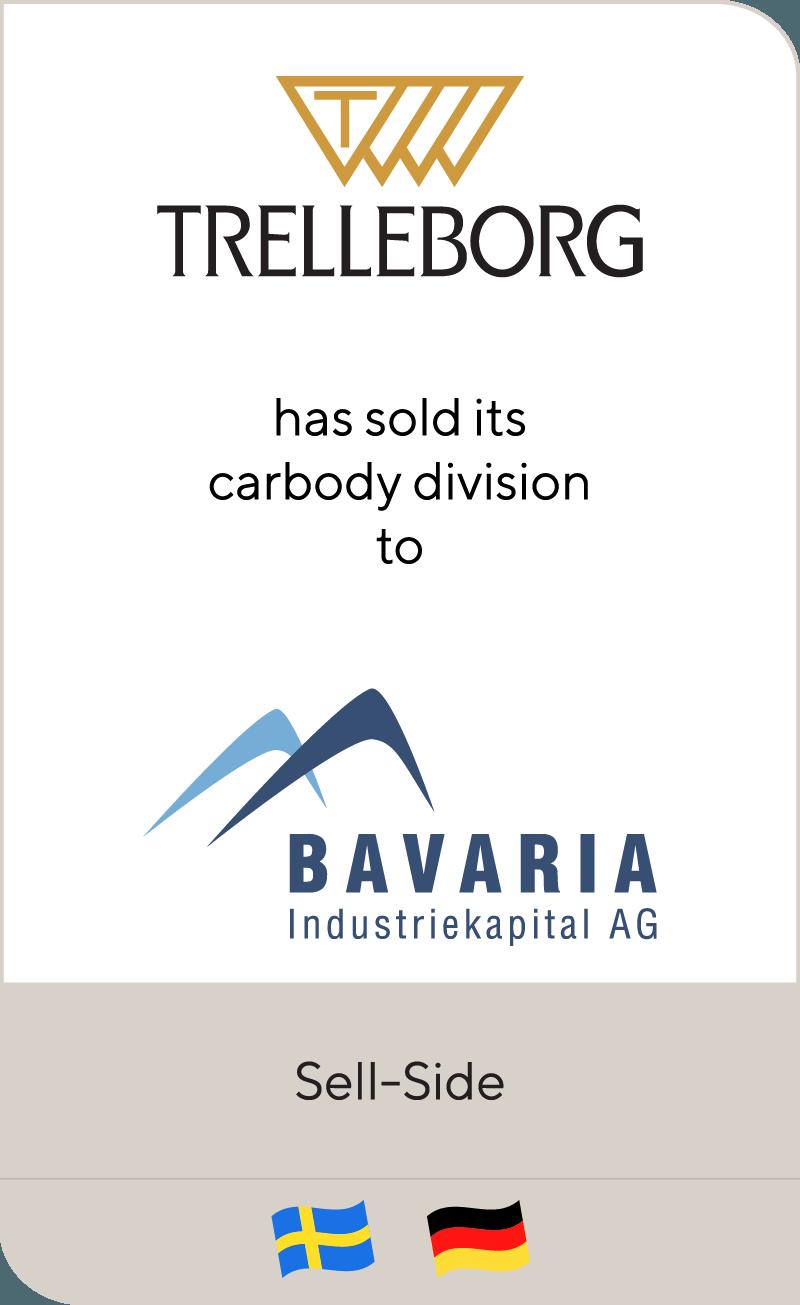 Trelleborg Carbody Division Bavaria Industriekapital 2012
