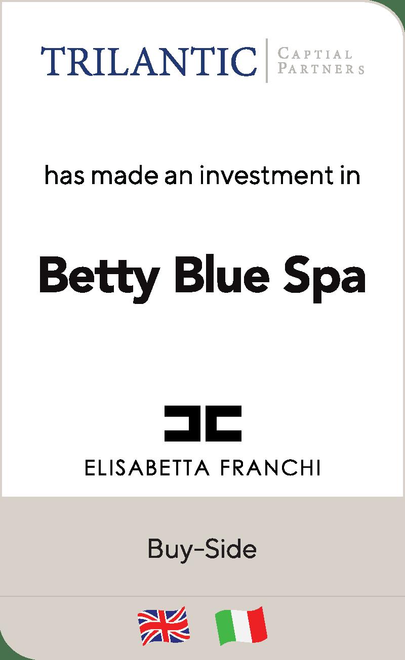 Trilantic Betty Blue Elisabetta Franchi