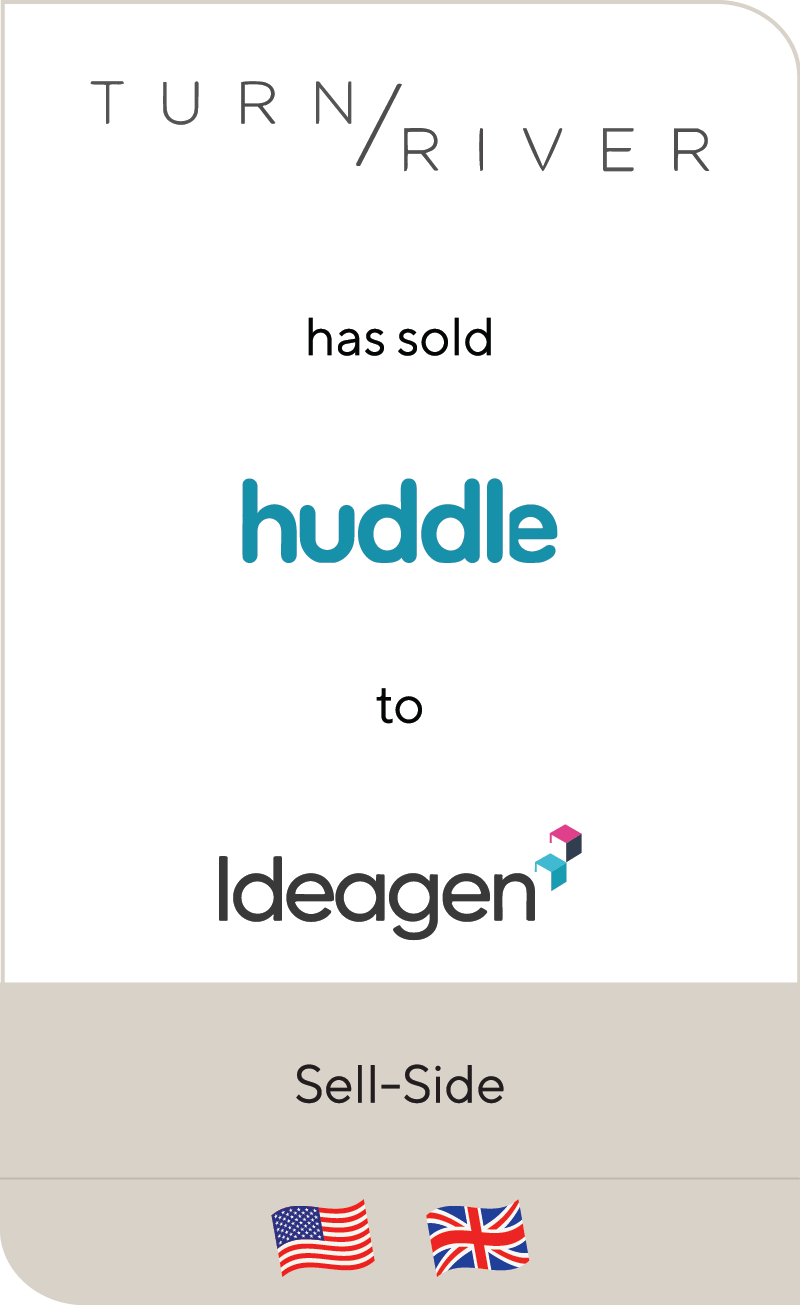 Turn River Capital Huddle Ideagen 2020
