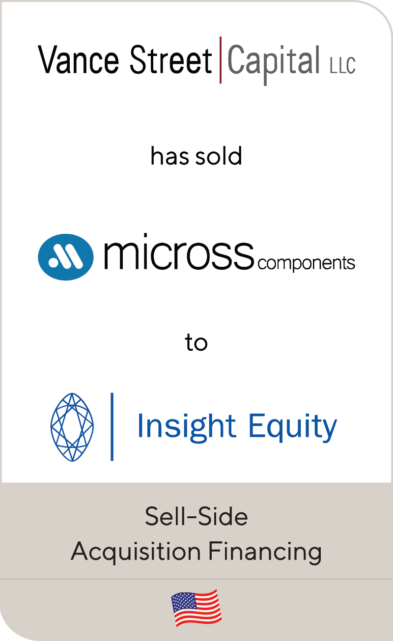Vance Street Capital Micross Insight Equity 2012