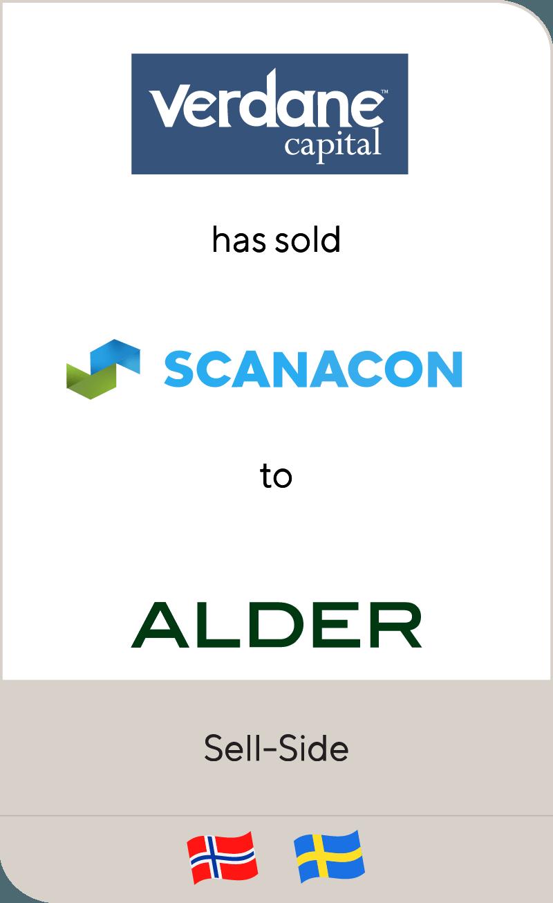 Verdane Capital Scanacon Alder 2018