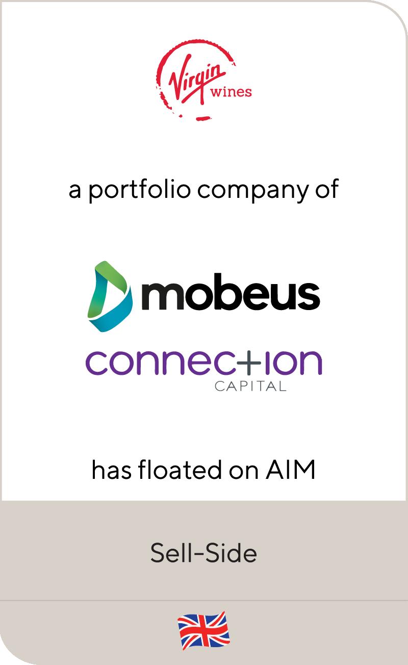 Virgin Wines Mobeus Equity Connection Capital 2021