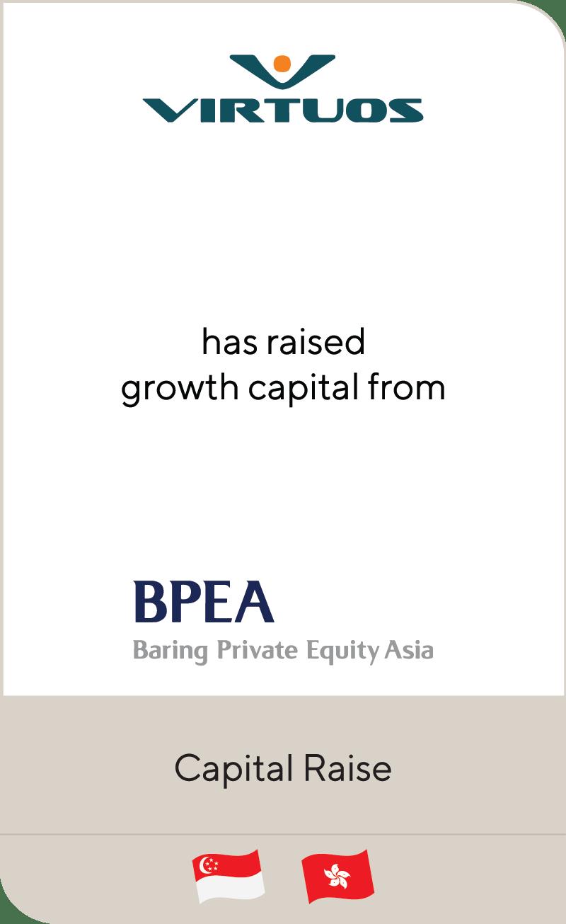 Virtuos BPEA Private Equity Asia 2021Virtuos BPEA Private Equity Asia 2021