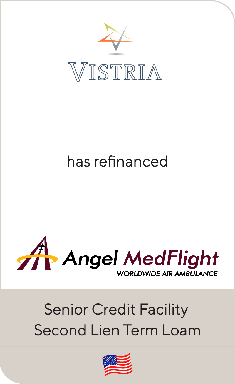 Vistria Angel MedFlight 2016