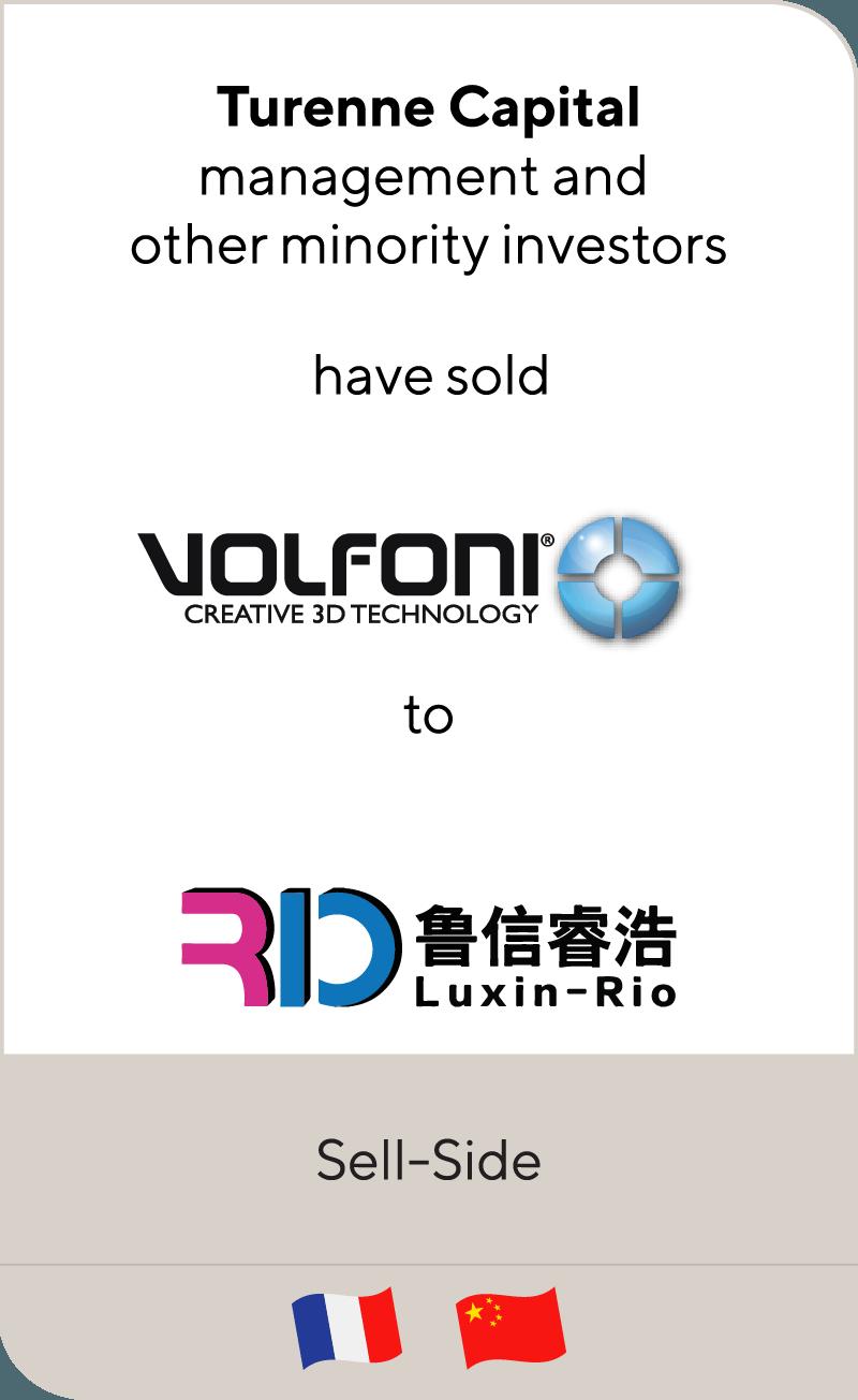 Volfoni Luxin Rio Technologies 2016