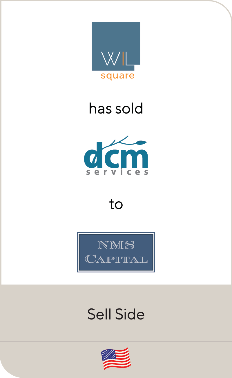 WILsquare DCM Services NMS Capital 2020