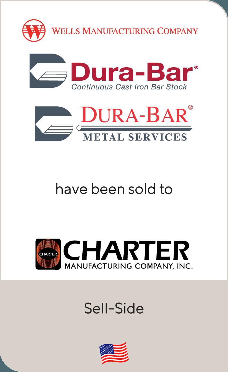 Wells Manufacturing Co Dura Bar Charter 2012