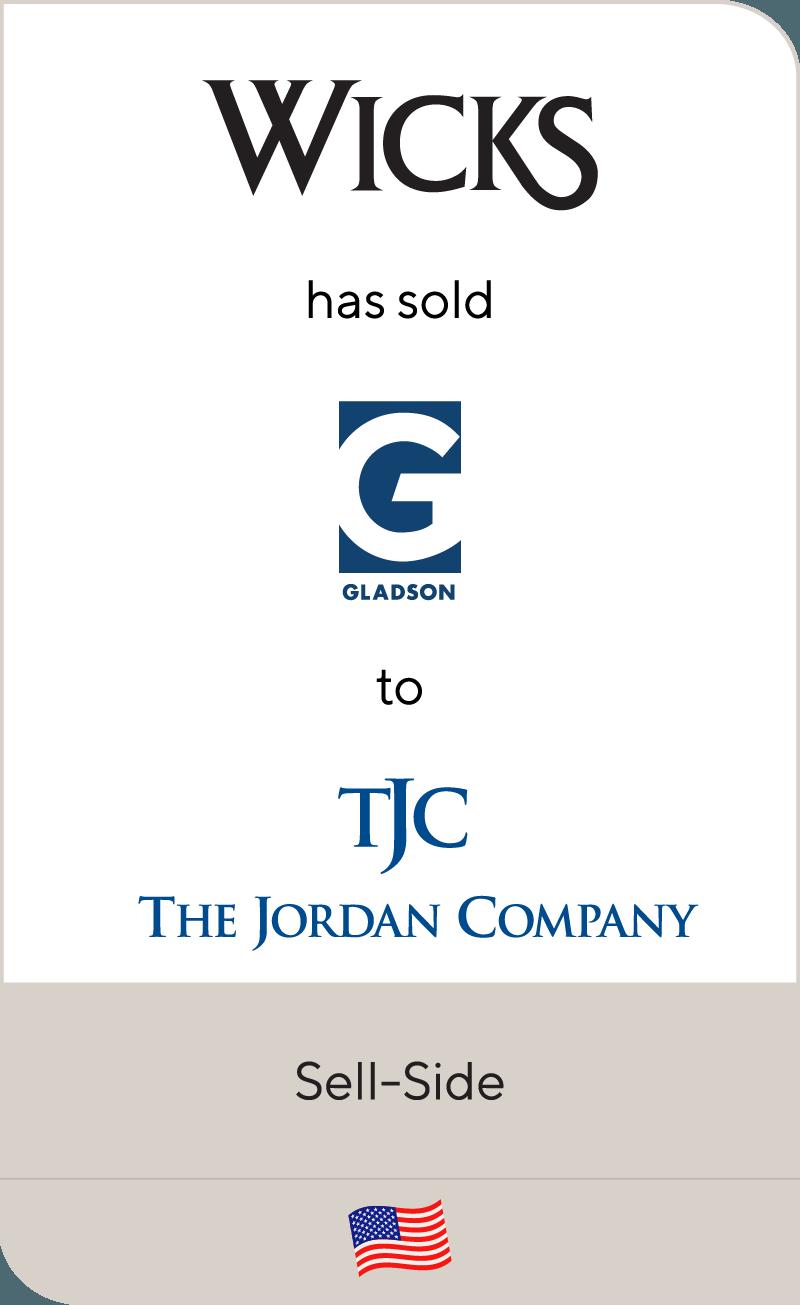 Wicks_Gladson LLC_Jordan Company_2018