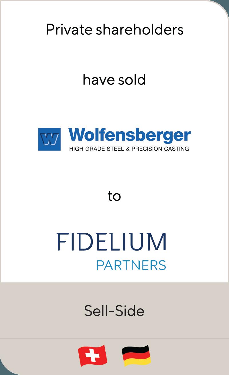 Wolfensberger Fidelium 2017