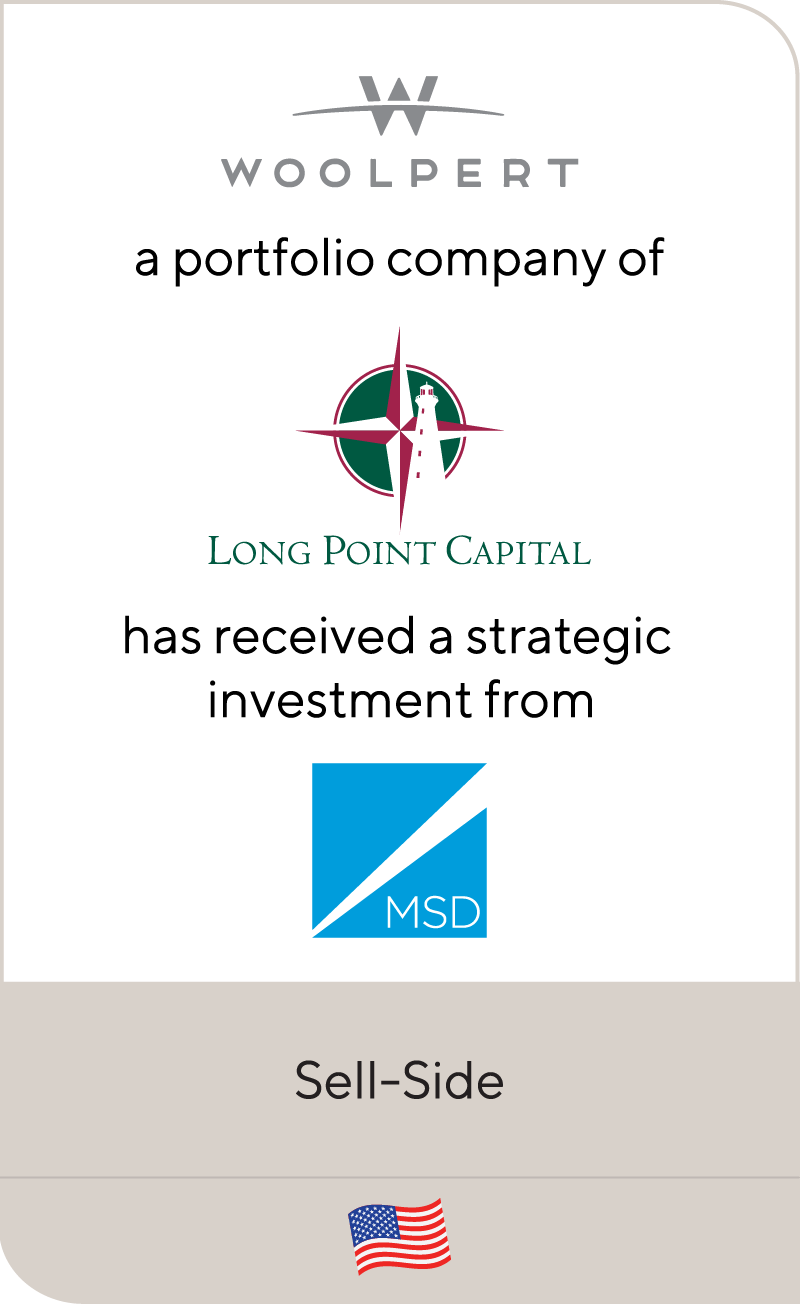 Woolpert Long Point Capital MSD Partners 2021