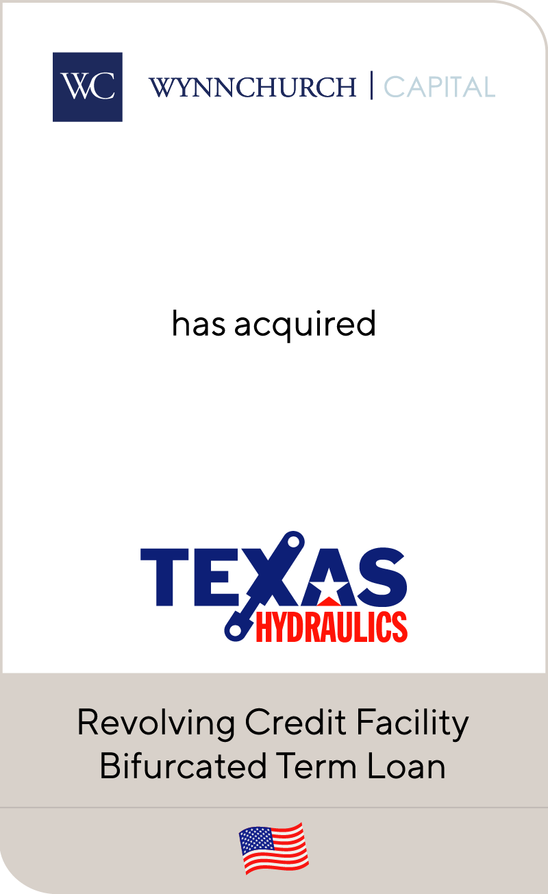 WynnchurchCapital TexasHydraulics 2016