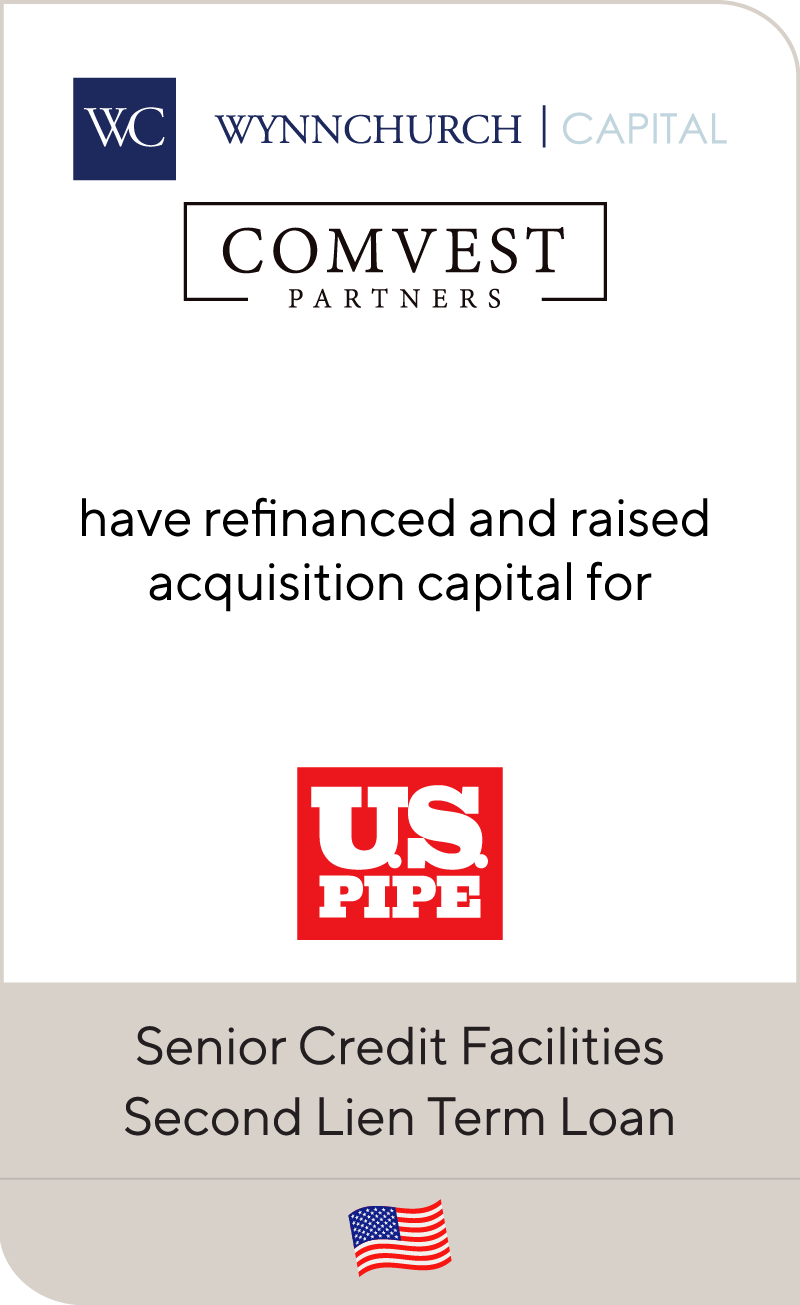 USP Holdings, Inc., a portfolio company of Wynnchurch Capital and Comvest Partners, has completed a dividend recapitalization