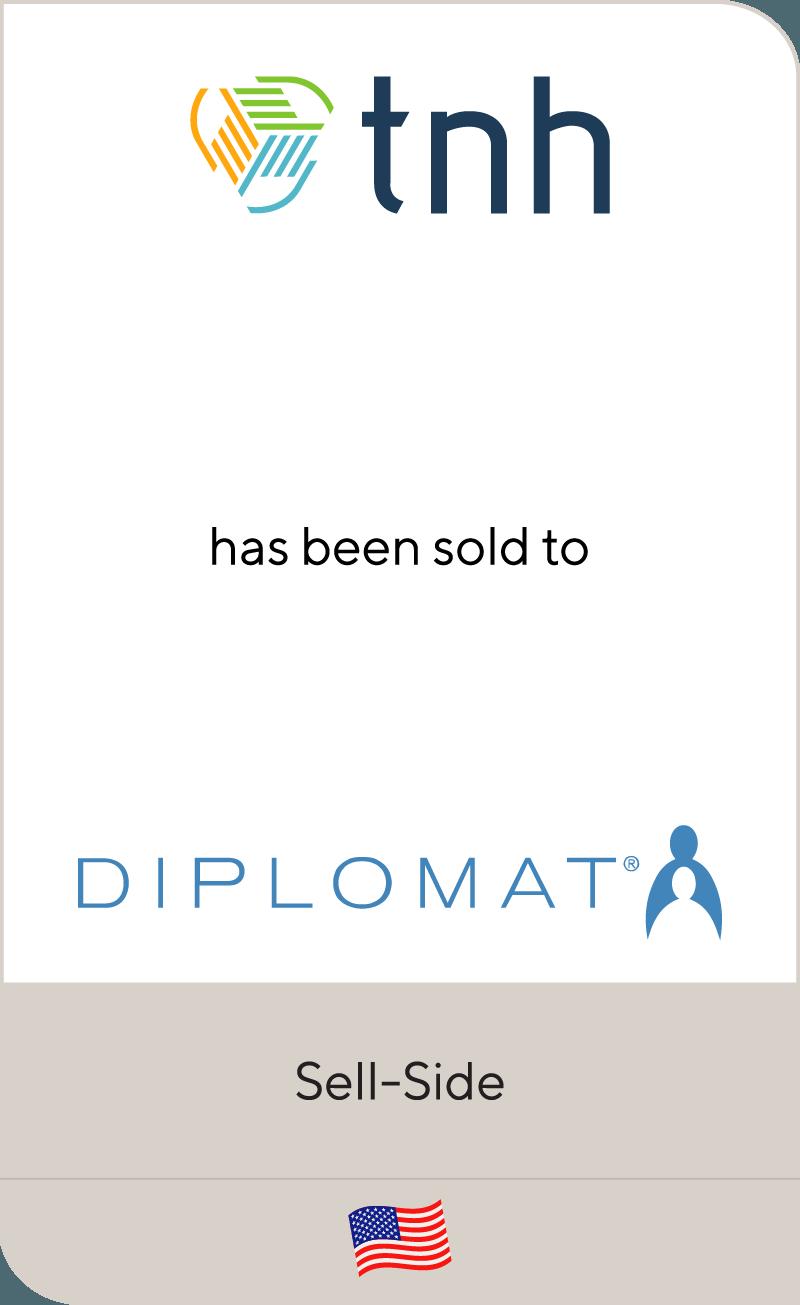 TNH Advanced Specialty Pharmacy has been sold to Diplomat Pharmacy